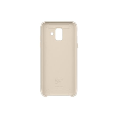 Samsung Dual Layer Cover EF-PA600 Galaxy A6 Gold