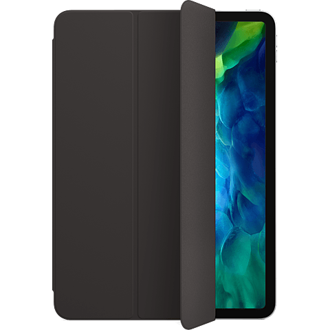 Apple Smart Folio 11 iPad Pro (2. Generation) Schwarz