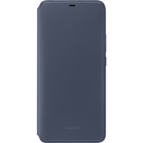 HUAWEI Smartphone-Booklet Wallet Cover HUAWEI Mate20 Pro Dunkelblau