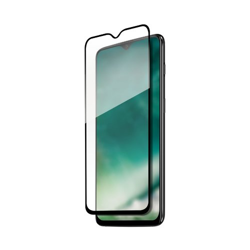 STRAX Tough Glass CF curved OnePlus 7 Clear