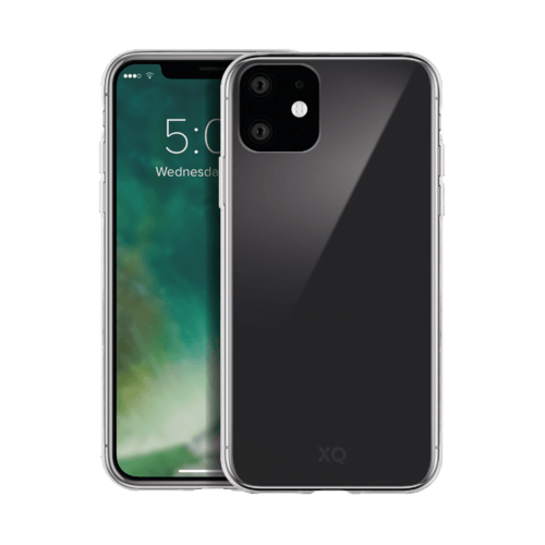 STRAX XQISIT Phantom Glass iPhone 11 clear iPhone 11 Clear