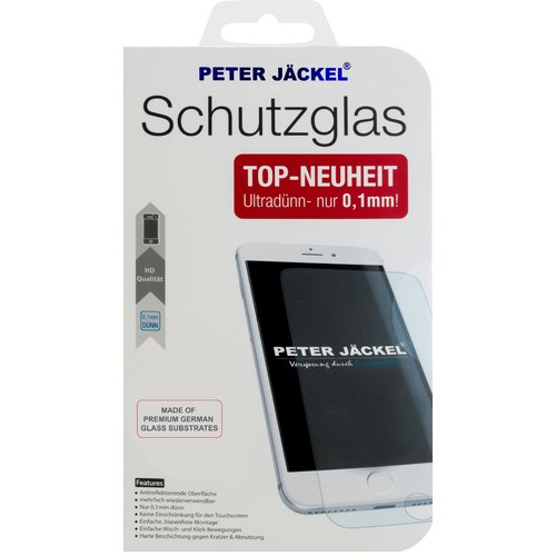 Peter Jäckel HD SCHOTT Glass 0,1 mm Samsung A320 Galaxy A3 (2017) Transparent