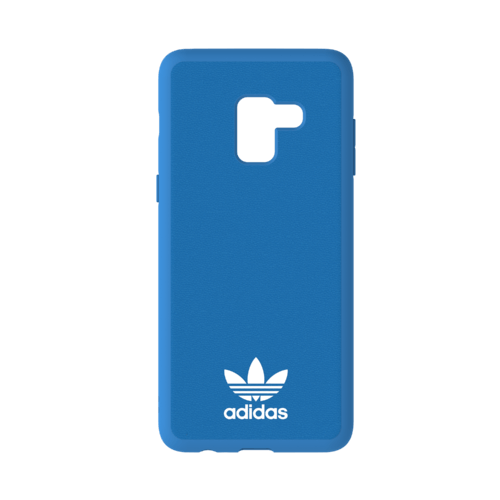 adidas Moulded Case Galaxy A8 Blau