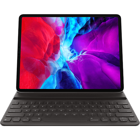 Apple Smart Keyboard Folio 12,9 iPad Pro (4. Generation) Schwarz