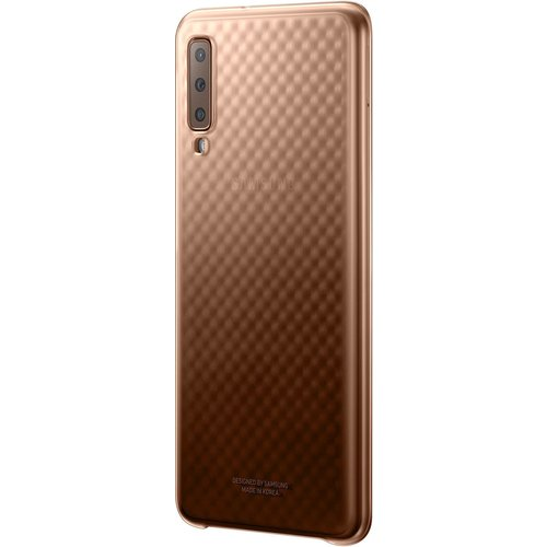 Samsung Gradation Cover EF-AA750 Galaxy A7 (2018) Gold