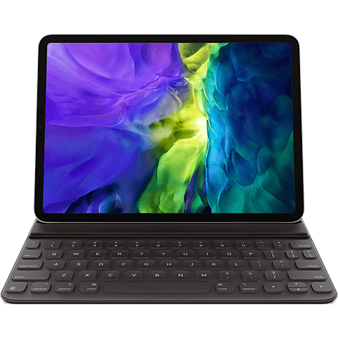 Apple Smart Keyboard Folio 11 iPad Pro (2. Generation) Schwarz